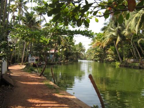 去印度旅行:喀拉拉船屋